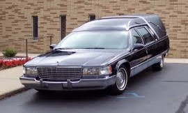 Hearse reservation system