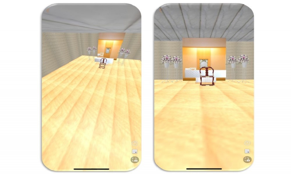 【 AR Family Funeral Fnet 】 How to operate the details screen. #3