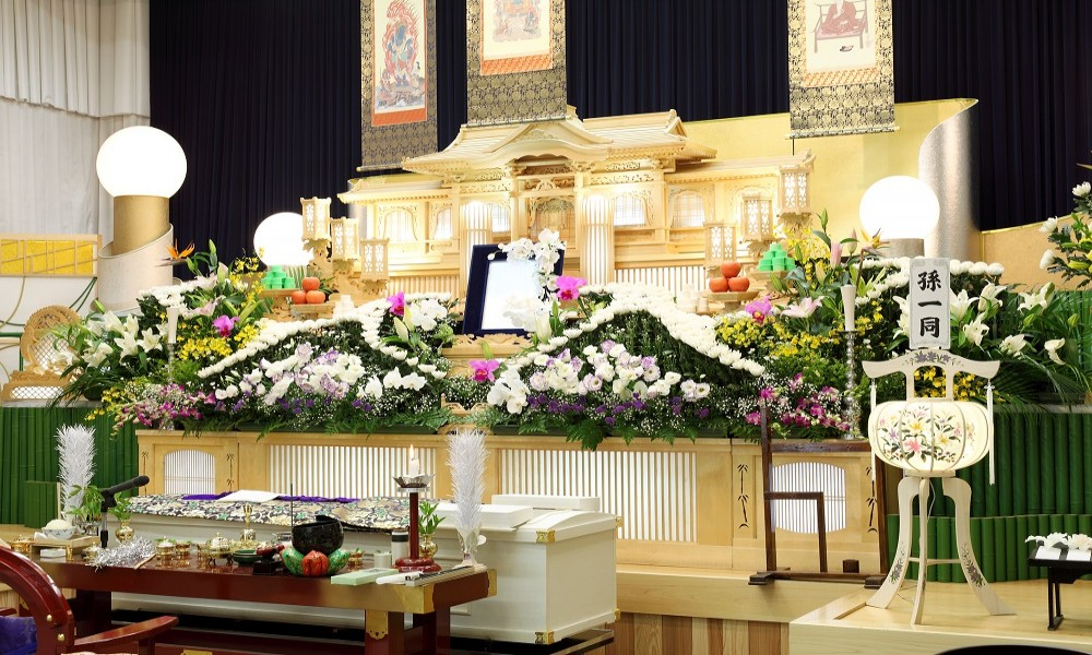 [Family funeral] The flow of the funeral and points to note